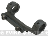 Avengers CNC Machined 25mm One Piece Lightweight Cantilever Scope Mount