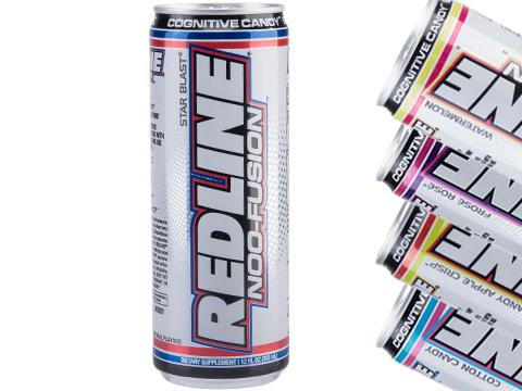 Redline Noo-Fusion Cognitive Candy 12oz Energy Drink (Flavor: Star Blast)