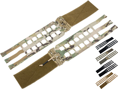 Beez Combat Systems Laser-Cut Retro-Kit Skeletal Cummerbund for JPC/AVS style Plate Carriers