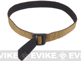 5.11 Tactical 1.5 Double Duty TDU Belt (Color: Coyote & Black / Medium)