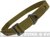 Condor Outdoor Forged Steel Tactical Riggers Belt (Color: Tan / Medium - Large)