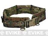 Matrix Emerson Padded Pistol Belt - Land Camo / Large