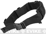 Matrix Emerson Padded Pistol Belt (Color: Black / Large)