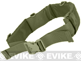 Matrix Emerson Padded Pistol Belt (Color: Foliage Green / Medium)