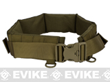Matrix Emerson XL Padded Pistol Belt - Coyote Brown