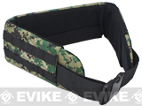 Matrix Emerson XL Padded Pistol Belt - Digital Woodland