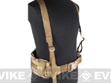 Matrix TMC MOLLE Gen II Belt with Suspenders (Color: Multicam)