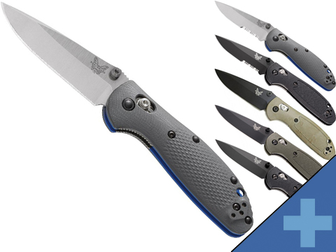 Benchmade / Pardue Mini Griptilian Folding Knife