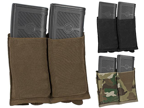 Blue Force Gear Ten-Speed Double M4 Mag Pouch (Color: Coyote Brown)