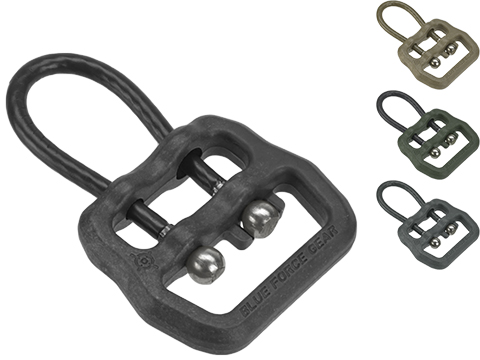 Blue Force Gear Molded Universal Wire Loop for 1 and Smaller Slings