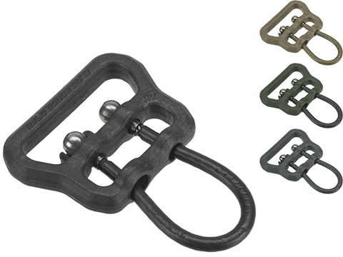 Blue Force Gear Molded Universal Wire Loop for 1.25 and Larger Slings (Color: Black)