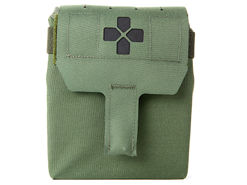 Blue Force Gear Filled Trauma Kit NOW! (Color: OD Green)