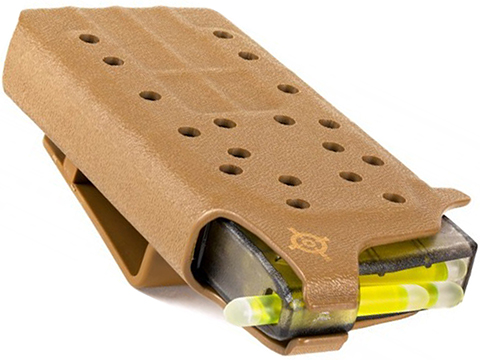 Blue Force Gear Belt Mounted Kydex Pouch for MARCO™ Dispenser (Color: Coyote Brown)