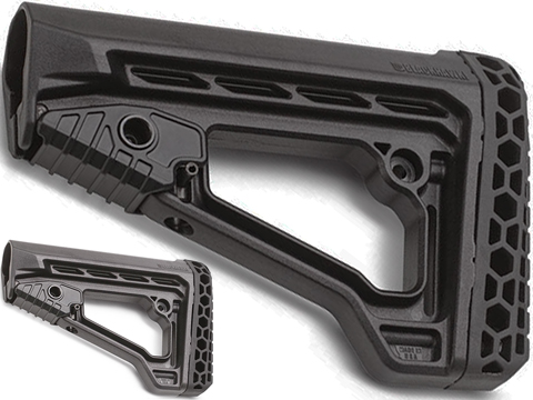 Blackhawk! KNOXX® AXIOM™ A-Frame Carbine Stock for MilSpec AR15 Buffer Tubes