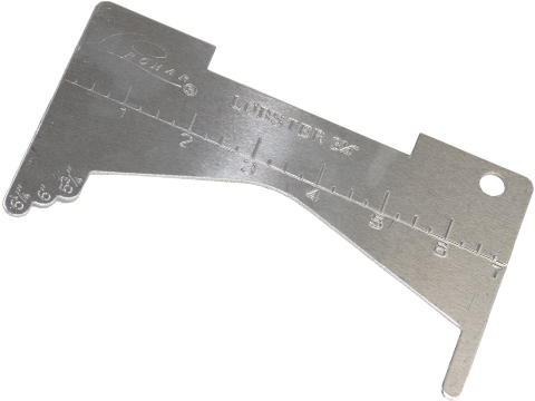 Promar Aluminum Crab / Lobster Gauge (Model: AC-310)
