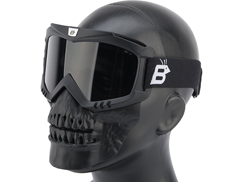 Birdz Eyewear SkullBird Full Face Mask