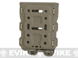 Battle Style Bite-MG M4/M16 Hardshell Magazine Pouch (Color: Dark Earth)