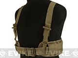 Matrix Chest Rig/Harness System with Battle Belt - Dark Arid Serpent