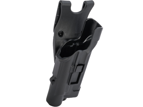 Blackhawk Serpa L2 SureFire X300U Weapon Light Duty Holster  (Model: GLOCK 17, 22, 31 / Matte Black / Right Hand)