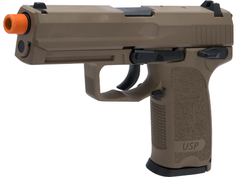 Heckler & Koch / Umarex H&K USP Tactical Full Size CO2 Gas Blowback Pistol w/ Black Sheep Arms Custom Cerakote