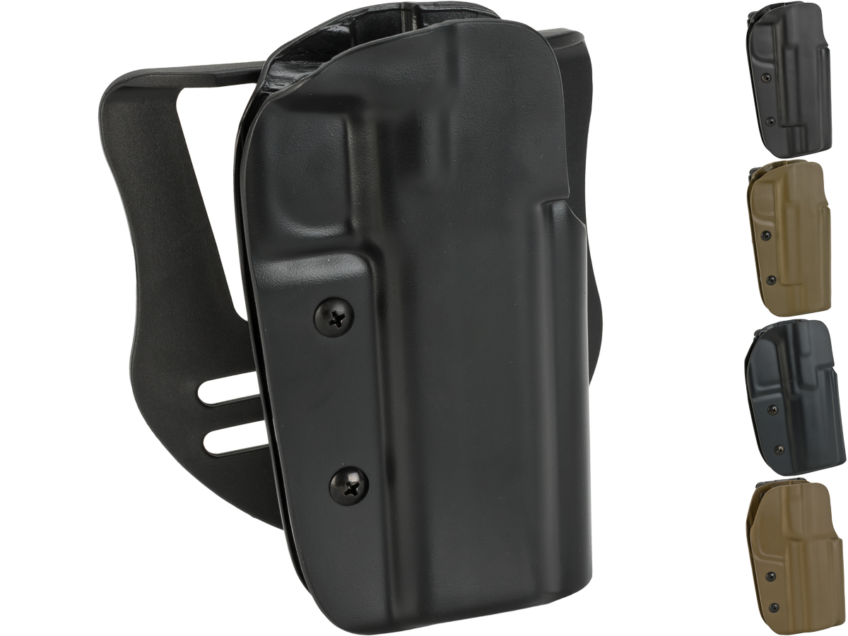 Blade-Tech OWB Holster (Gun: 1911 Govt.  / Right Hand / Black)