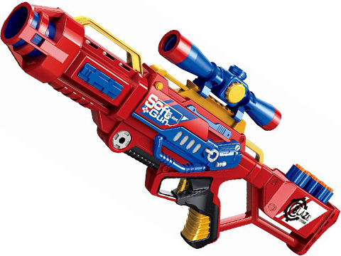 Blaze Storm Semi Automatic Foam Blaster Rifle
