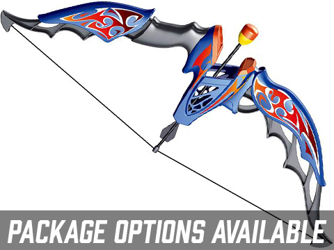 Blaze Storm Foam Blaster 7066 Foam Dart Bow (Package: Single Bow)