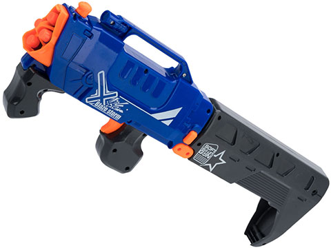 Blaze Storm Foam Blaster Foldable Pump Action Dart Gun