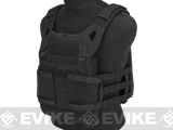 Crye Precision Jumpable Plate Carrier 2.0 JPC (Color: Black / Medium)