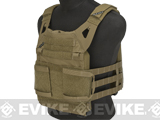 Crye Precision Jumpable Plate Carrier 2.0 JPC (Color: Coyote Brown / Medium)