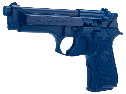 Rings Manufacturing Blue Guns Inert Polymer Training Pistol (Pistol: Beretta 92)