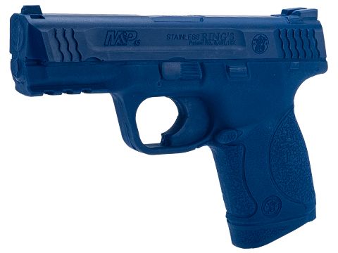 Rings Manufacturing Blue Guns Inert Polymer Training Pistol (Pistol: S&W M&P 45 Compact)