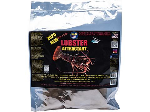 Bite-ON Elite Lobster Attractant Pad (Size: 10 fl. oz)