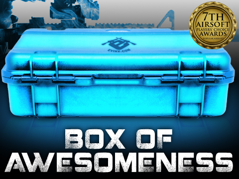 The Box of Awesomeness 2018 First Edition!