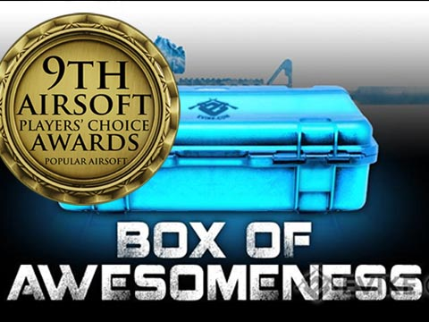THE BOX OF AWESOMENESS - Flash Edition