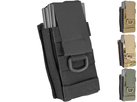 Black Owl Gear / Phantom Aggressor MOLLE Ready M4 AK MP5 Magazine Pouch - Single