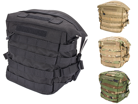 Black Owl Gear / Phantom Transformer XL MOLLE Bag / Dump Pouch