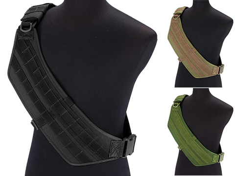 Black Owl Gear / Phantom Gear MOLLE Ready Tactical High Speed Bandolier