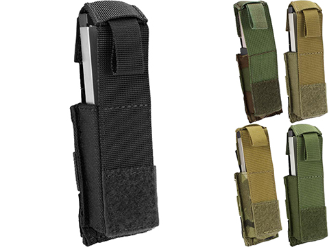 Black Owl Gear / Phantom Gear MOLLE Hard Shell Quick Draw Pistol Magazine Pouch