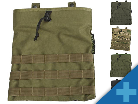 Black Owl Gear / Phantom Level-3 High Speed Modular Tactical Dump Pouch