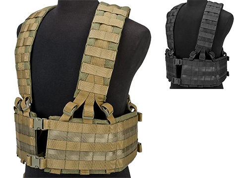 Black Owl Gear / Phantom Operator Load Bearing High Speed Chest Rig