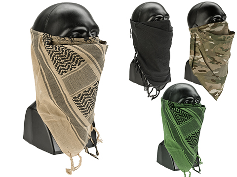 Black Owl Gear / Phantom Tactical High Speed Operator Mask (Color: Desert Tan Shegmagh)