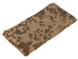 Phantom Gear Perforated Sniper Veil (Color: Bundeswehr W�stentarn)