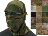 Phantom Gear Perforated Battle Sized Sniper Veil