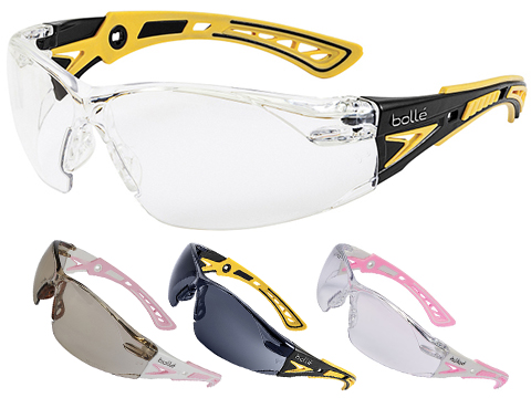Bolle Safety RUSH+ Small Z87+ Safety Glasses