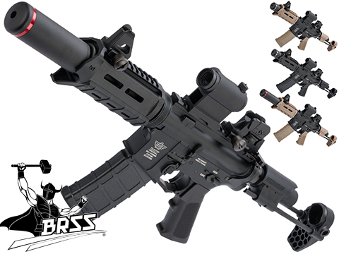 BOLT B4 PDW B.R.S.S. Recoil EBB Airsoft AEG Rifle