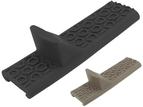 BOLT Airsoft PVC Honeycomb Pattern Handstop for Picatinny Rail Systems