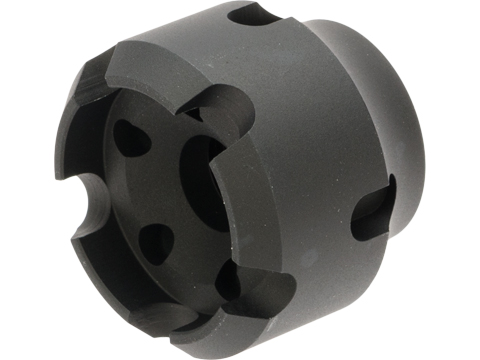 Bolt Airsoft Chopper Flash Hider (Thread: 14mm Negative)