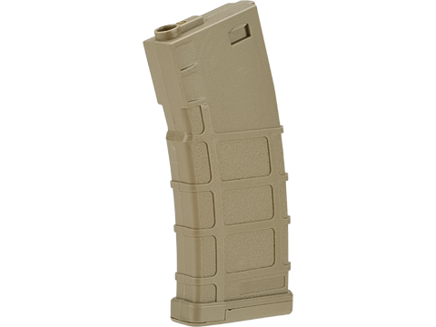 Bolt Airsoft BMAG 140 Round Polymer M4/M16 Airsoft AEG Magazine (Color: Tan)