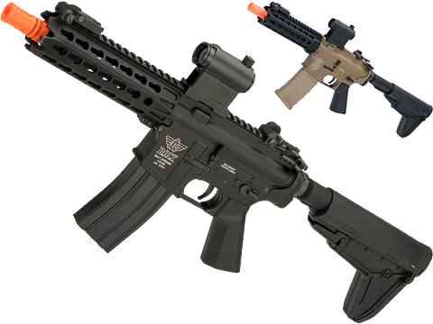 Bolt Airsoft B4 Keymod Rebel B.R.S.S EBB Airsoft AEG Rifle